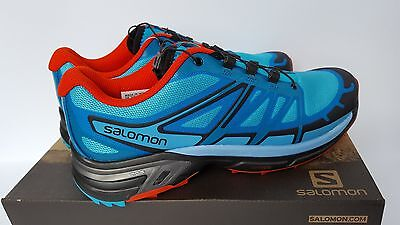 Salomon Wings Pro 2W Chaussures Running Femmes Pointure 40 2/3