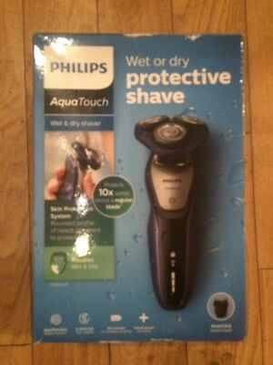Philips AquaTouch Cordless Electric Wet Dry Beard Shaver Series 5000 S5600/41