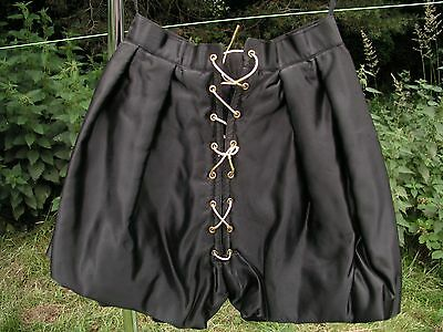 BBC TV costume Shakespeare theatre Renaissance pants shorts breeches LARP