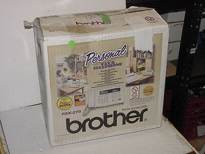 Brother Facsimile Transceiver Fax 275