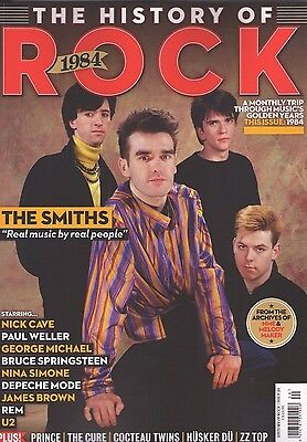 The History Of Rock Magazine - 1984 - The Smiths