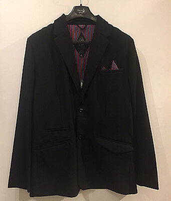 Volcom Stone suit jacket mens XL extra large 42 chest bnwt new