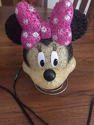 Minnie Mouse Night Light Lamp