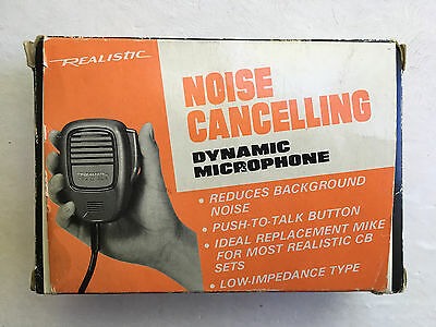 Realistic Noise Cancelling Mobile Dynamic Microphone (21-1174)