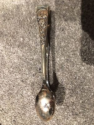 Silver Sugar Tongs EPNS