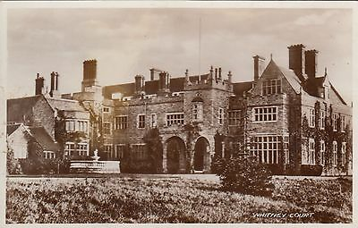 Whitney Court, Country House, Whitney-On-Wye, Herefordshire. Rp, C1920.