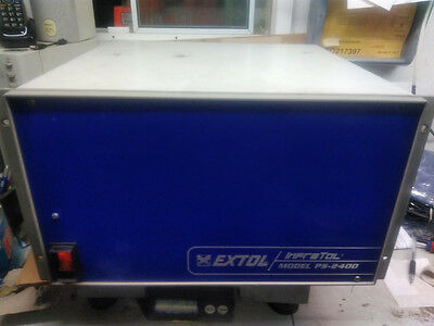 Extol Infratol Ps2400 220Vac 50/60 Hz 12.5 Amp 1 Phase Ps24009237