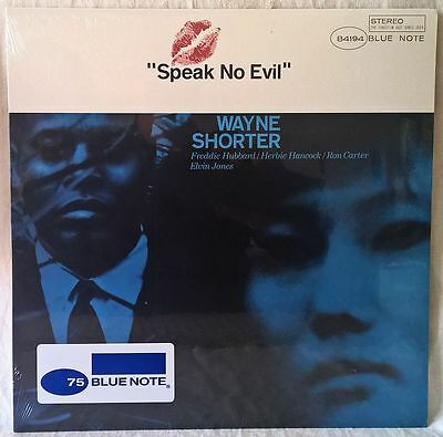 WAYNE SHORTER SPEAK NO EVIL LP 180g BLUE NOTE SEALED