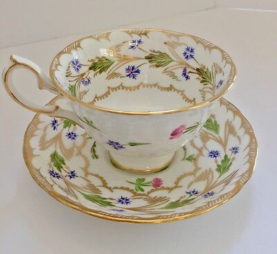 Royal Chelsea Cup and Saucer Pattern 3796