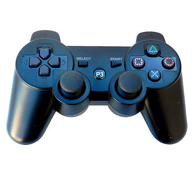 mando consola playstation 3 ps3 nuevo negro Compatible Inalambrico