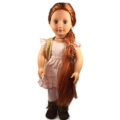 Our Generation From Hair to There 18-Inch Peyton Doll with Extendable Hair