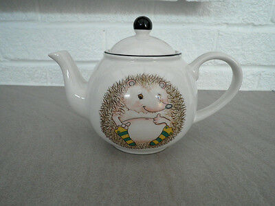 Arthur Wood 'Back to Front' Teapot HEDGEHOG