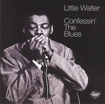 Confessin the Blues, Little Walter  Original recording remastered