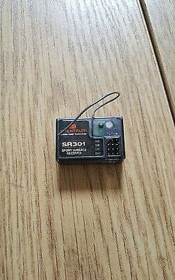 Spektrum SR301 3 Channel Receiver. DSMR. Rc