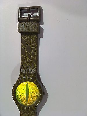 Jurassic Park The Lost World Watch Collectable Dino Eye Burger King 1997