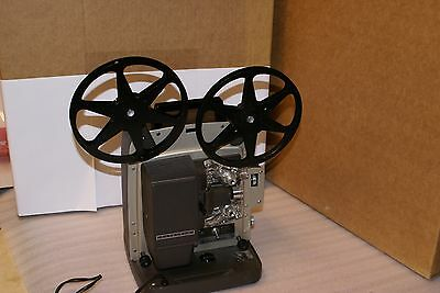 Vintage Bell and Howell Super 8 Projector 346A Excellent Working Condition WITH