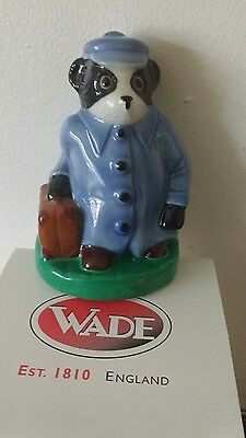 Wade - Collector's Club - Travelling Badger