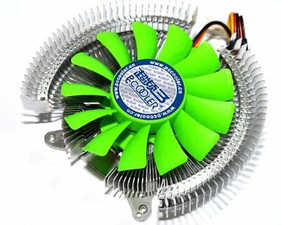 PcCooler K81 80mm VGA Cooler Fan & Heatsink For NVIDIA Geforece4, ATI Radeon etc