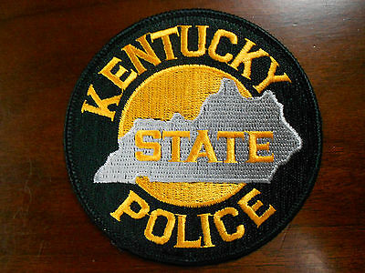 Kentucky State Police Patch Brand New