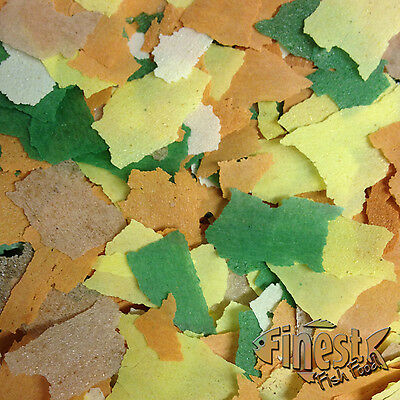 400g POND FLAKE FOOD FOR GOLDFISH / COLDWATER FISH IN PLASTIC BUCKET