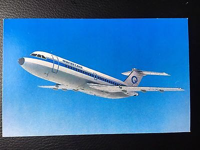 British Aircraft Corporation - Airline Issue Postcard - Quebecair BAC-111 - VGC