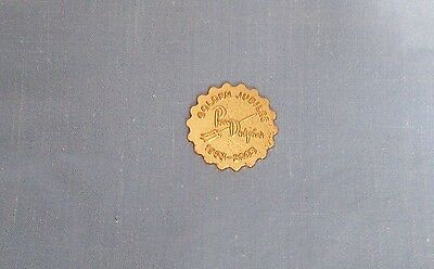 Pendelfin 22KT GOLD PLATED JUBILEE COIN 1953-2003 Auction day Special