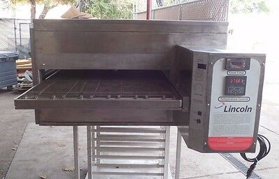 Pizza Oven - Lincoln 1450 Natural Gas - Single on Stand - Warranty/Financing!!!