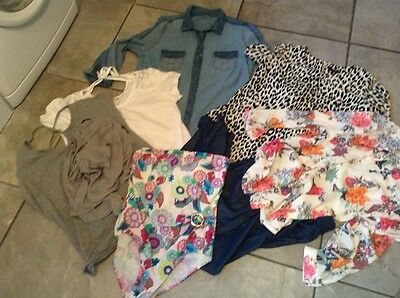 Fab Summer Womans size 16 clothes bundle  tops
