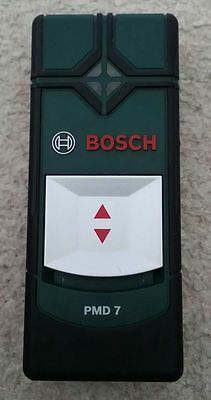Bosch PMD 7 Digital Metal, Pipe & Electrical Detector NEW