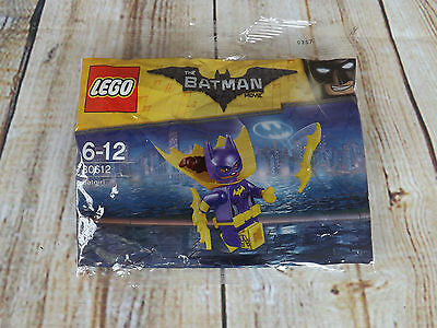 Lego Batman Movie Batgirl Minifigure 30612 Polybag Brand New & Sealed