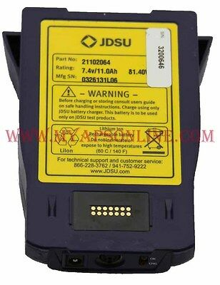 JDSU DSAM Extended Life Battery with warranty
