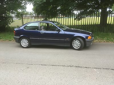 BMW E36 316i very low miles only 41000
