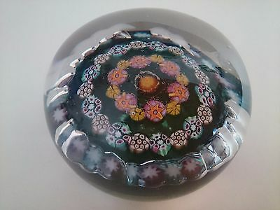 Paul Ysart Early 1930s Monart Period Art Glass Paperweight