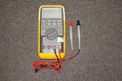 Fluke Md88 Automotive Meter Volt Meter Matco W/ Leads Fast Free Shipping