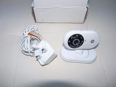 Motorola Accessory Camera for MBP18 Digital Video Baby Monitor Sturdy White
