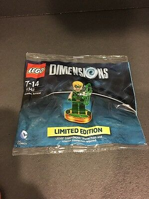 Green Arrow Lego Dimensions Figure And Base. NEW SEALED