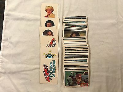 1981 Donruss The Dukes of Hazzard Series 2 Trading Card Set SEE DESC