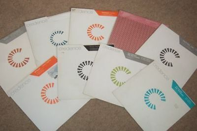 "9 x 12""  Credence Records Collection          QUALITY HOUSE!!"