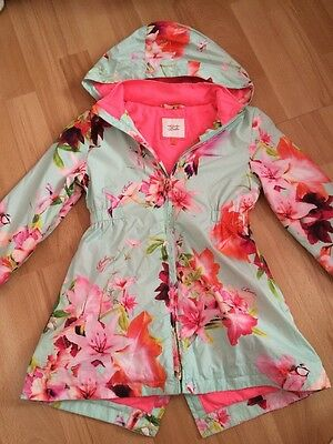 Girls Ted Baker Light Weight Summer Jacket age 5-6 Years