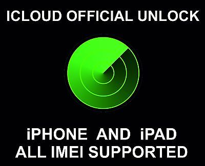 iCloud Unlock, Remove: Clean, Lost, Stolen: All IMEI: With Phone Number Or Apple