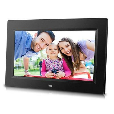 10 inch Digital Photo Frame with Remote Control, High Resolution 1024x600...