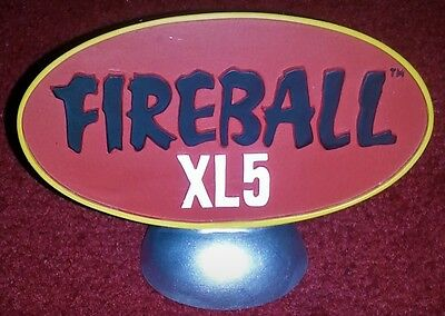 Robert Harrop Fireball XL5 Collection Plaque Supermarionation