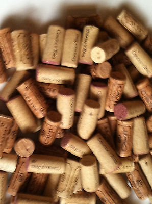 Wine Corks 300 Natural & Synthetic Great to make a Birdhouse