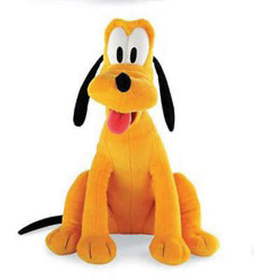 disney kohls cares 14 inch stuffed sitting plush pluto mickey dog