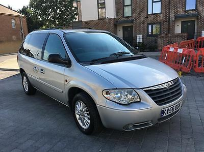 2006 Chrysler Grand Voyager 2.8 CRD AUTO DRIVE SUPERB,automatic