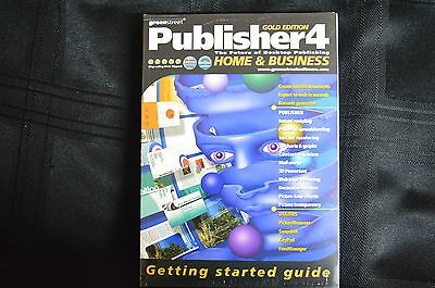 Publisher 4 Gold Edition  Desktop publishing software  Home and Business (B  )