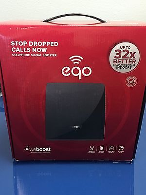 WeBoost EQO Easy Installation 4G Cell Phone Signal Booster for Homes | 473120