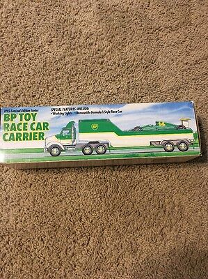 1994 BP Toy Race Car Carrier