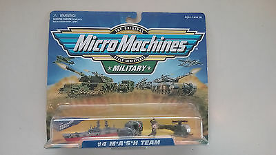Micro Machines Military  #4 MASH Team
