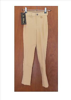 Peter Williams Equestrian Jodhpurs - Childs 10 (Banana)